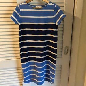 Vineyard Vines blue stripe dress xxsmall
